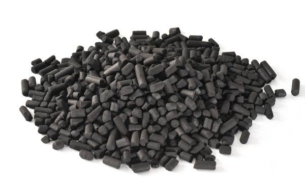 石炭系・ヤシ殻系円柱状